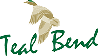 Teal Bend Golf Course logo